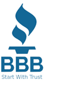 John Walker, The Divorce Clinic has an A+ Rating with the Better Business Bureau.